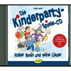 Die Kinderparty-Spiele-CD, Audio-CD
