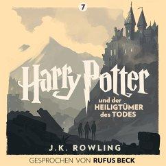 Harry Potter und die Heiligtümer des Todes (MP3-Download) - Rowling, J.K.