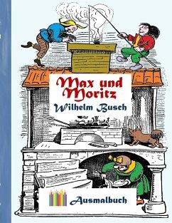 Max und Moritz (Ausmalbuch)