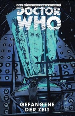 Doctor Who 02: Gefangene der Zeit - Tipton, Scott; Tipton, David; Langridge, Roger