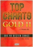 Top Charts Gold, m . 2 Audio-CDs