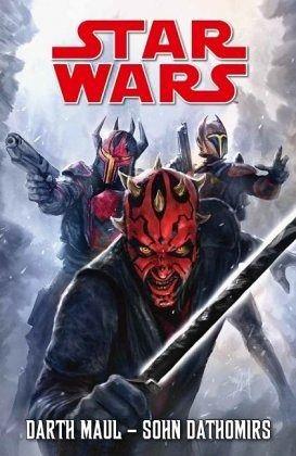 Buch-Reihe Star Wars - Comics