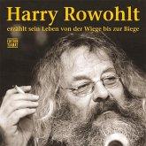 Harry Rowohlt erzählt sein Leben von der Wiege bis zur Biege, Audio-CDs