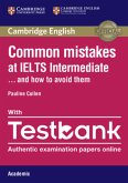 Common Mistakes at IELTS Intermediate...and how to avoid them