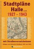 Stadtpläne Halle a.d.S. 1927-1943 [STADTPLAN]