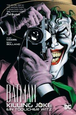 Batman: Killing Joke - Ein tödlicher Witz - Moore, Alan; Bolland, Brian