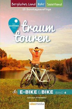 Traumtouren E-Bike & Bike Band 4 - Schönhöfer, Hartmut