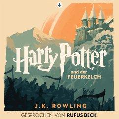 Harry Potter und der Feuerkelch (MP3-Download) - Rowling, J.K.