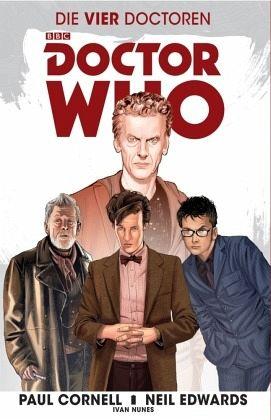 Doctor Who: Die vier Doctoren - Cornell, Paul; Edwards, Neil
