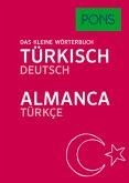 PONS Das kleine Wörterbuch Türkisch / Deutsch
