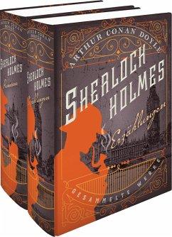 Sherlock Holmes - Gesammelte Werke in zwei Bänden - Doyle, Arthur Conan