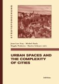 Urban Spaces and the complexity of Cities