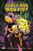 Power Man & Iron Fist 01 - Vier Fäuste für Manhattan