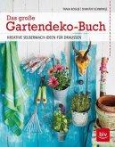 Das große Gartendeko-Buch (Mängelexemplar)