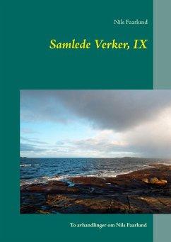 Samlede Verker, IX (eBook, ePUB)