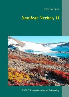 Samlede Verker, II (eBook, ePUB)