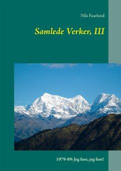 Samlede Verker, III (eBook, ePUB) - Faarlund, Nils