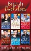 The British Bachelors Collection (eBook, ePUB)