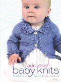 Adorable Baby Knits (eBook, ePUB)