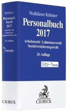 Personalbuch 2017