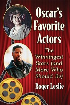 OSCARS FAVORITE ACTORS