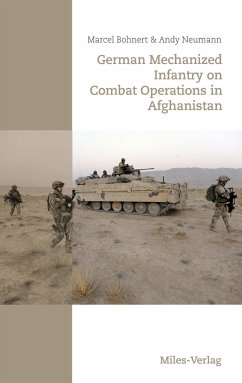 German Mechanized Infantry on Combat Operations in Afghanistan