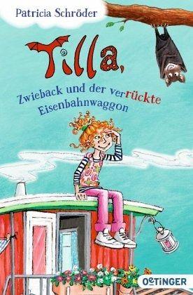 Buch-Reihe Tilla und Zwieback