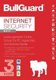 BullGuard MDL Internet Security 2017 (3 Geräte/1 Jahr)