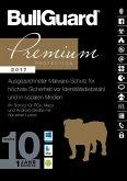 BullGuard Premium Protection 2017 (10 Geräte / 1 jahr)
