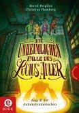 Angriff der Automatenmenschen / Die unheimlichen Fälle des Lucius Adler Bd.3 (eBook, ePUB)