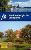Mecklenburgische Seenplatte, m. Karte (Mängelexemplar)