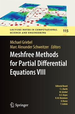 Meshfree Methods for Partial Differential Equat...