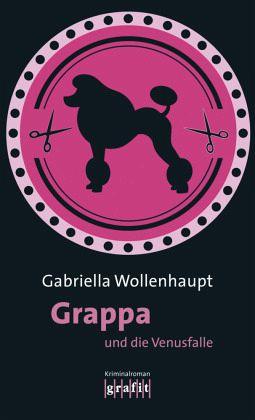 Buch-Reihe Maria Grappa von Gabriella Wollenhaupt