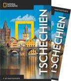 NATIONAL GEOGRAPHIC Reiseführer Tschechien mit Maxi-Faltkarte
