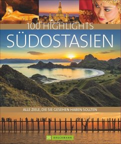 100 Highlights Südostasien