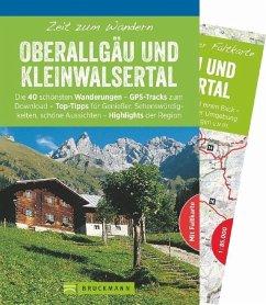 Zeit zum Wandern Oberallgäu und Kleinwalsertal - Irlinger, Bernhard