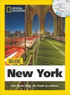 Walking New York - Cancila, Katherine