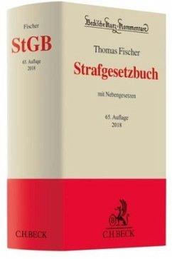 Strafgesetzbuch (StGB), Kommentar - Fischer, Thomas