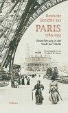 Deutsche Berichte aus Paris 1789-1933