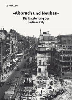 »Abbruch und Neubau« - Koser, David