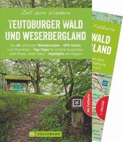 Zeit zum Wandern Teutoburger Wald und Weserbergland - Bergmann, Chris