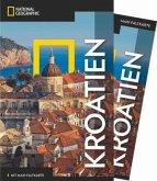 NATIONAL GEOGRAPHIC Reiseführer Kroatien mit Maxi-Faltkarte
