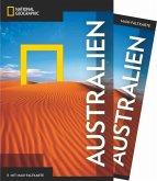 NATIONAL GEOGRAPHIC Reiseführer Australien mit Maxi-Faltkarte