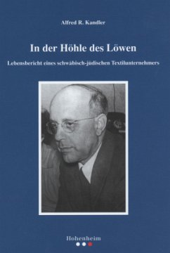 In der Höhle des Löwen - Kandler, Alfred R.