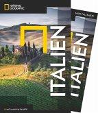 NATIONAL GEOGRAPHIC Reiseführer Italien mit Maxi-Faltkarte