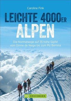 Leichte 4000er Alpen - Fink, Caroline