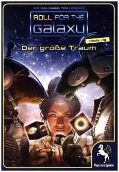 Pegasus 53041G - Roll for the Galaxy - Der große Traum, Erweiterung