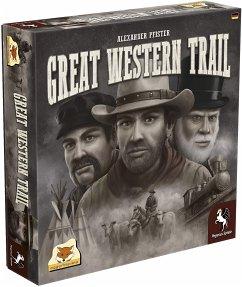 Pegasus 54590G - Great Western Trail, Strategie...