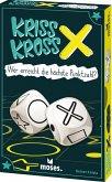 Moses MOS90267 - Kriss Kross, Wer erreicht die höchste Punktzahl?, Würfelspie, Logikspiel, Familienspiell