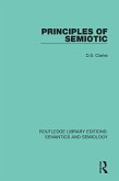 Principles of Semiotic (eBook, ePUB)